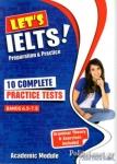 LET'S IELTS, PREPARATION AND PRACTICE