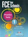FCE FOR SCHOOLS 1 PRACTICE TESTS