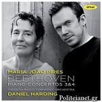 (CD) PIANO CONCERTOS 3 & 4