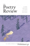POETRY REVIEW, VOLUME 108, ISSUE 3, AUTUMN 2018