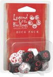 ROLE PLAYING GAME - LEGEND OF THE FIVE RINGS - DICE PACK