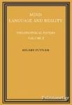 (P/B) MIND, LANGUAGE AND REALITY