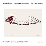 (CD) THE PIANO SONATAS, VOLUME III: SONATAS opp. 49, 14 and 22