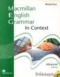 MACMILLAN ENGLISH GRAMMAR IN CONTEXT ADVANCED WITH KEY (+CD-ROM)