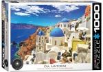 OIA SANTORINI GREECE HDR PHOTOGRAPHY SERIES
