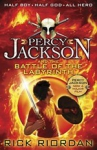 (P/B) PERCY JACKSON AND THE BATTLE OF THE LABYRINTH