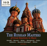 (10CD) THE RUSSIAN MASTERS OF GREAT EMOTIONS IN MUSIC