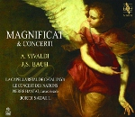(CD/DVD) MAGNIFICAT AND CONCERTI