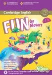 FUN FOR MOVERS STUDENT'S BOOK (WITH ONLINE ACTIVITIES, AUDIO AND HOME FUN BOOKLET 4)
