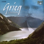 (21-CD SET) GRIEG EDITION