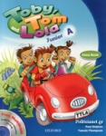 TOBY, TOM AND LOLA JUNIOR A - CLASS BOOK (+MULTI-ROM+READER)