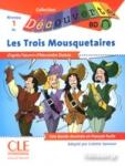 LES TROIS MOUSQUETAIRES (+CD)  NIVEAU 1 A1