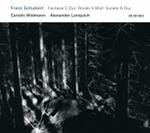 (CD) FANTASIE D-DUR / RONDO H-MOLL / SONATE A-DUR