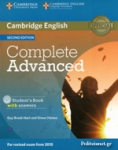 COMPLETE ADVANCED (+CD-ROM)