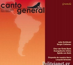 (2CD) CANTO GENERAL