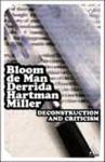 (P/B) DECONSTRUCTION AND CRITICISM