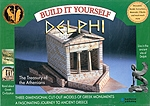 DELPHI, THE TREASURY OF THE ATHENIANS