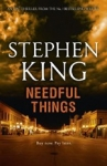 (P/B) NEEDFUL THINGS