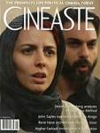 CINEASTE, VOLUME 37, ISSUE 1, WINTER 2012