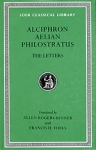 (H/B) ALCIPHRON, AELIAN AND PHILOSTRATUS: LETTERS