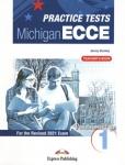 ECCE 1 MICHIGAN PRACTICE TESTS (+CD DOWNLOADABLE)