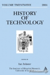 (H/B) HISTORY OF TECHNOLOGY (VOLUME 25)