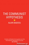 (P/B) THE COMMUNIST HYPOTHESIS