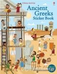 (P/B) ANCIENT GREEKS STICKER BOOK