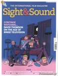 SIGHT AND SOUND, VOLUME 29, ISSUE 4, APRIL 2019