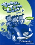 TOBY, TOM AND LOLA JUNIOR A - ACTIVITY BOOK