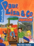 PAUL, LISA AND CO (+CD) JUNIOR