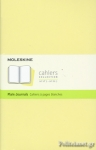 PLAIN CAHIER L - TENDER YELLOW COVER (SET OF 3)