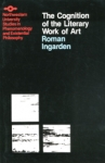 (P/B) THE COGNITION OF THE LITERARY WORK OF ART