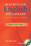 (H/B) ENGLISH DICTIONARY FOR ADVANCED LEARNERS (+CD-ROM)