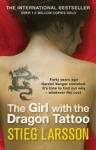 (P/B) THE GIRL WITH THE DRAGON TATTOO
