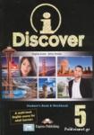 i-DISCOVER 5 (+ieBOOK)