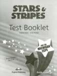 STARS AND STRIPES FOR THE MICHIGAN ECPE TEST BOOKLET