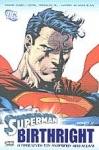 SUPERMAN BIRTHRIGHT (ΠΡΩΤΟΣ ΤΟΜΟΣ)