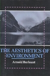 (P/B) THE AESTHETICS OF ENVIRONMENT