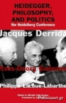 (P/B) HEIDEGGER, PHILOSOPHY AND POLITICS