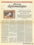 LE MONDE DIPLOMATIQUE JANUARY 2008