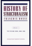 (P/B) HISTORY OF STRUCTURALISM (VOLUME 1)