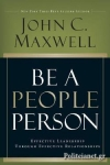 (H/B) BE A PEOPLE PERSON