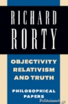 (P/B) OBJECTIVITY, RELATIVISM AND TRUTH
