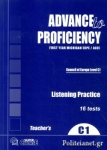 ADVANCE TO PROFICIENCY C1 FIRST YEAR MICHIGAN ECPE/ALCE, LISTENING PRACTICE 16 TESTS