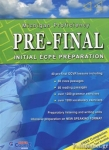 PRE-FINAL INITIAL ECPE PREPARATION + COMPANION