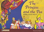 THE PRINCESS AND THE PEA (BOOK, CD)