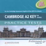 CD - CAMBRIDGE A2 KEY FOR SCHOOLS PRACTICE TESTS (2020 EXAM FORMAT)