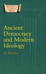 (P/B) ANCIENT DEMOCRACY AND MODERN IDEOLOGY