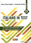 ITALIANO IN TEST C1 LIVELLO